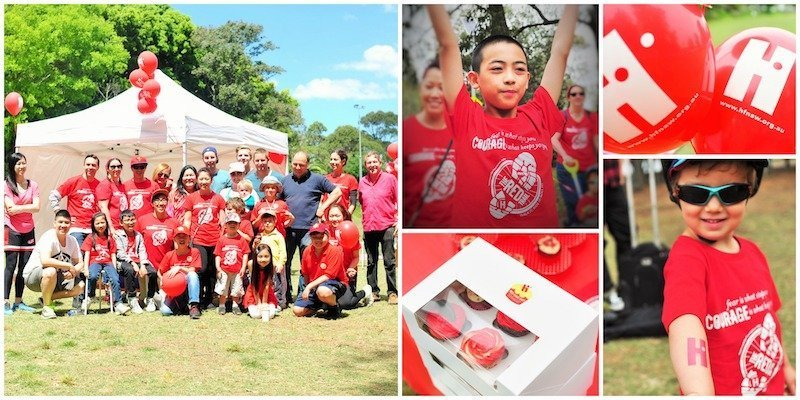 The RED Trail 7km Challenge Event