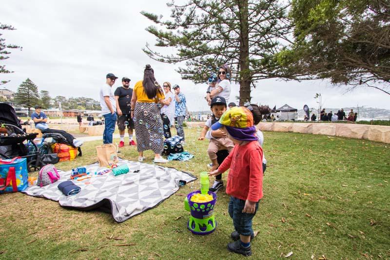 Social Meet Up at Avoca Beach