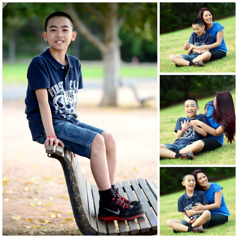 The Red Trail Community Group media and public relations article by the Sydney Morning Herald about Jayden's haemophilia
