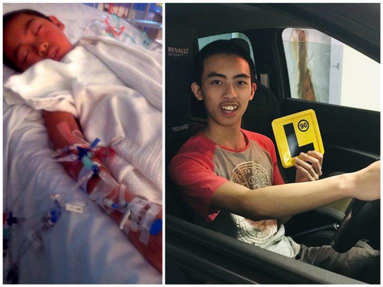 Jayden's Life Before And After Hemlibra