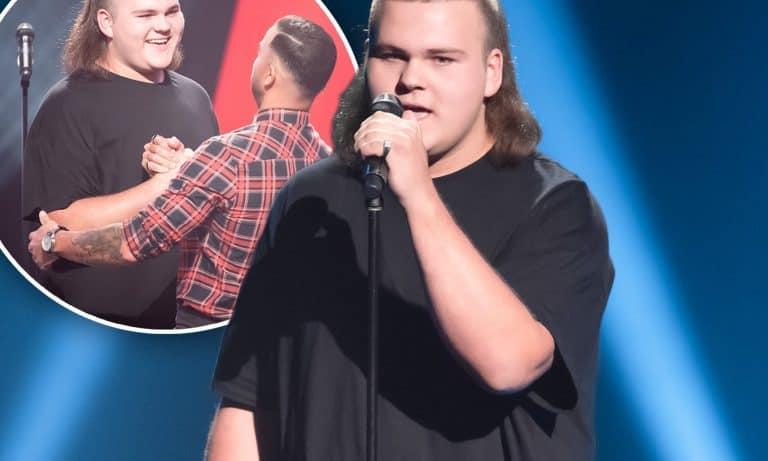 Adam Ludewig Conquers Autism While Singing On The Voice
