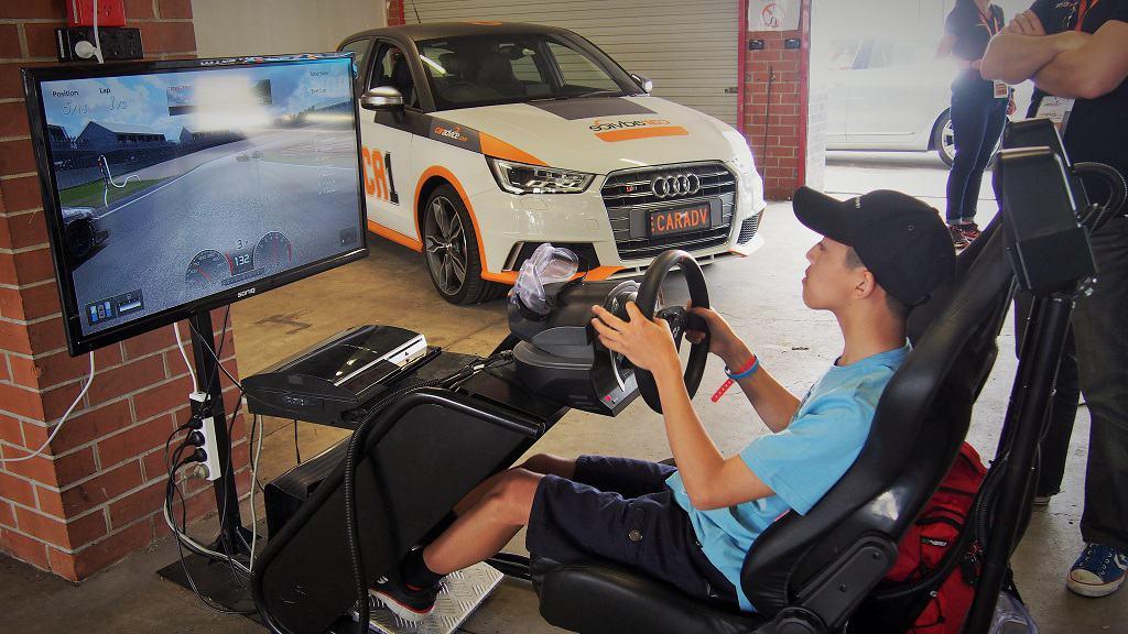 Jayden Huynh Racing Gran Turismo at SMP